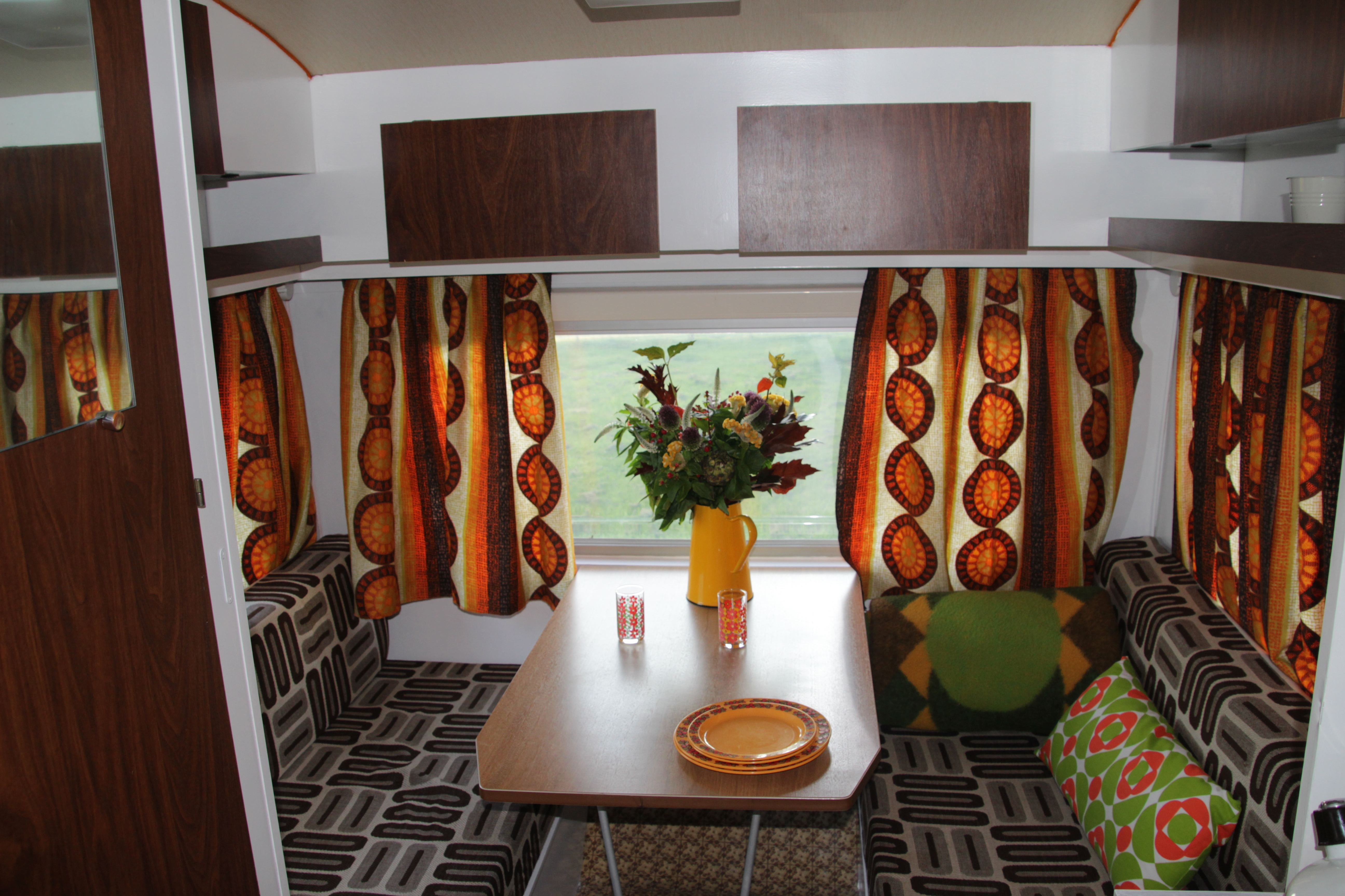 My Retro Caravan – Caravan verhuur